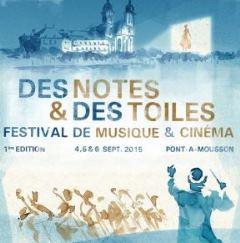 Le festival Des Notes & des Toiles