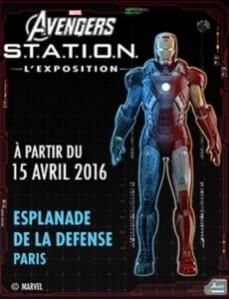 Avengers S.T.A.T.I.O.N : une exposition à ne pas manquer !