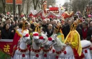 Nouvel An Chinois en France