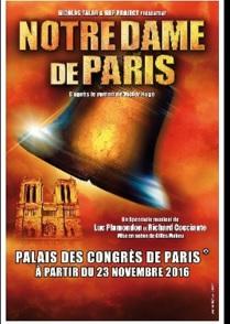 Notre Dame de Paris de retour en France
