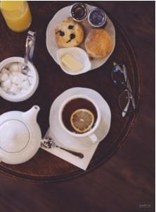 T'Cup : un endroit où prendre le thé