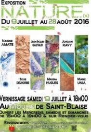 Exposition Nature(s) à Saint-Blaise