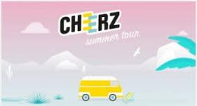 Des photos de vacances avec Cheerz Mobile