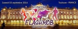 Flashmob : un rendez-vous à ne pas manquer à Toulouse !