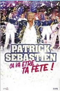 Patrick Sébastien présente un nouveau spectacle