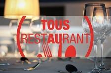 L'occasion de sortir avec Tous au Restaurant